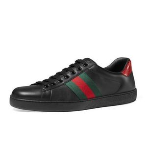 c464a9fdd20c Gucci Shoes - Women s Black Leather Sneaker